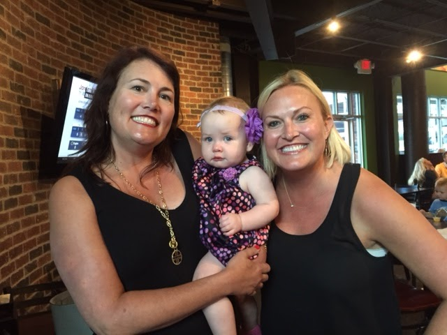 "Abigail also gained some ""Aunties""...Bear's adoptive mother and her sister. Auntie Paige and Auntie Keri."